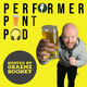 #PerformerPintPod4 - Jason Callender, star of Olivier Award nominated play Upstart Crow, The Play That Goes Wrong and...