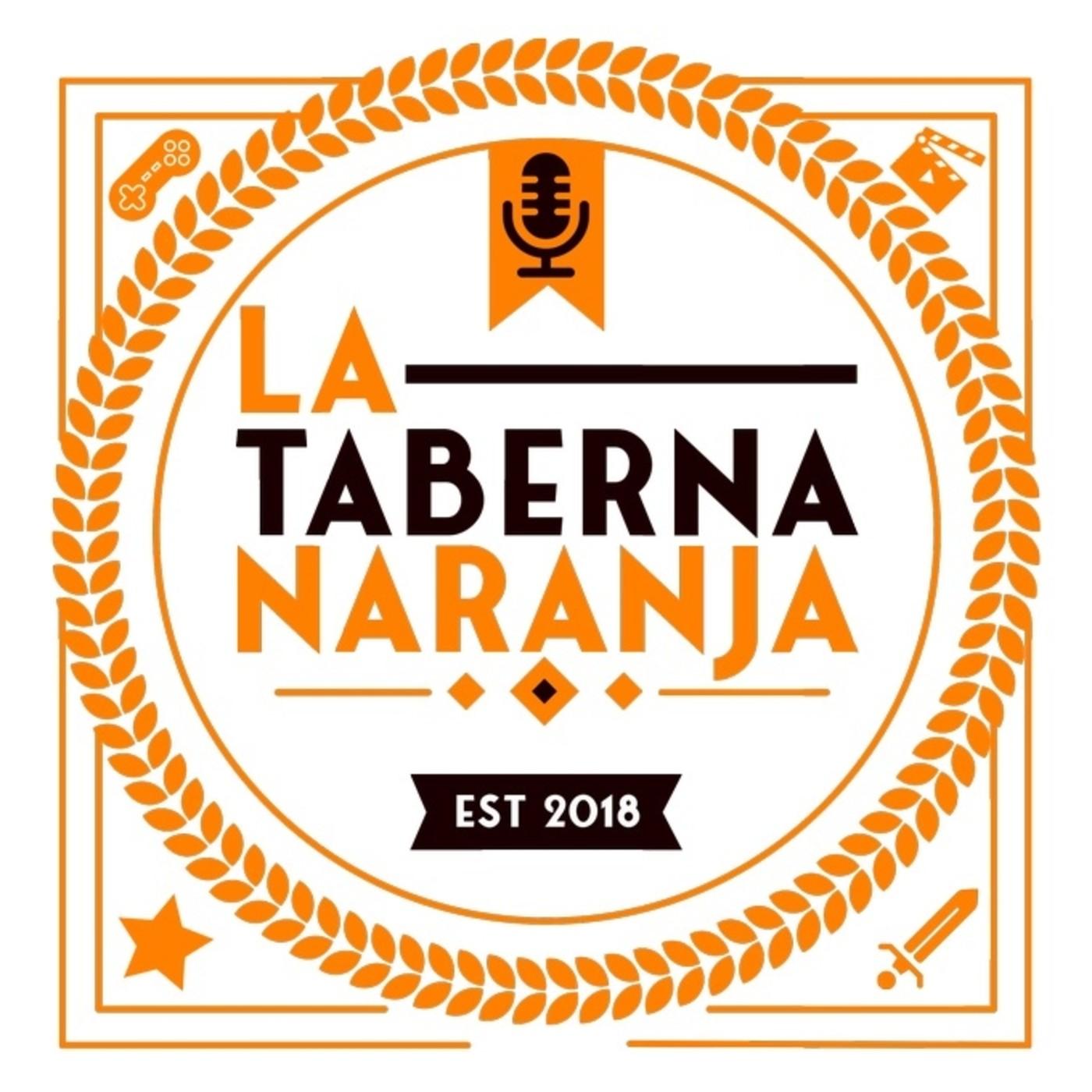 Tres Leyendas y Una Reflexión en La Taberna Naranja.