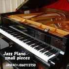 Jazz Piano small pieces