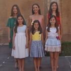 Entrevistas a candidatas infantiles a Cortes de Ho