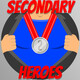 Secondary Heroes: #PodcastBlackout