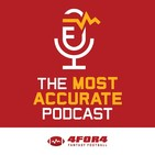 The Most Accurate Podcast - 4for4.com Fantasy Foot
