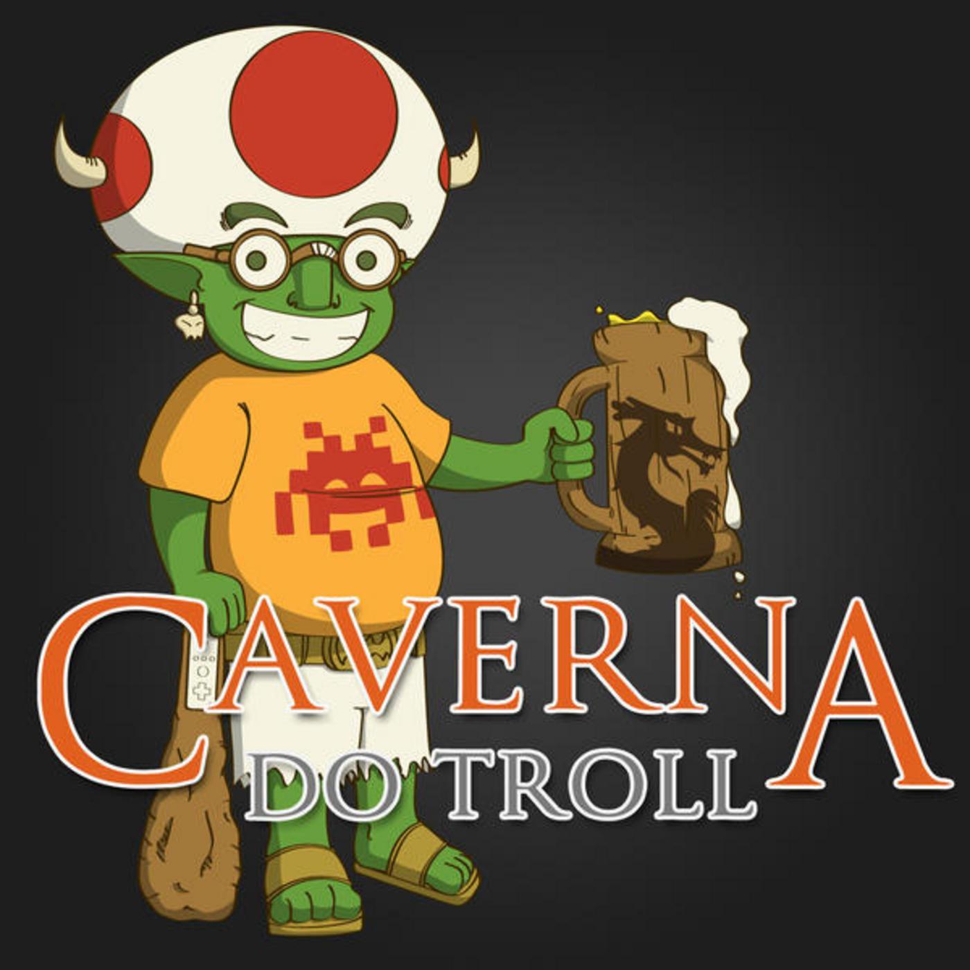 TrollCast #53 - Animações Disney