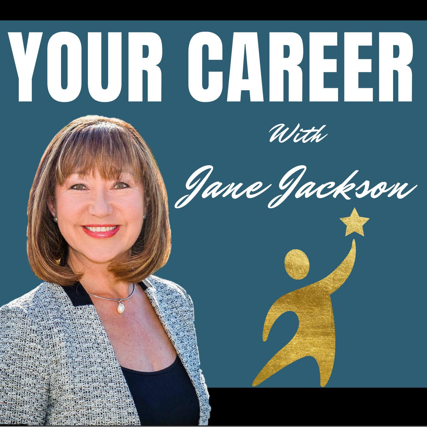 41 CAREERS - Jessica Steuart talks to Jane Jackson