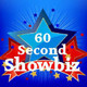 60 Second Showbiz: Monday 3rd September