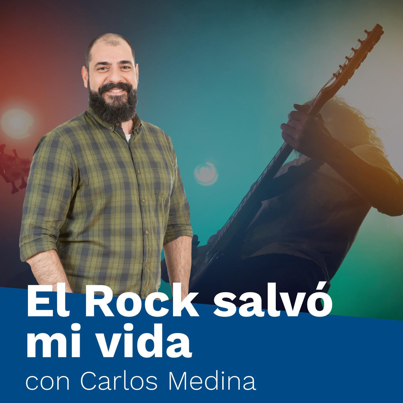El rock salvó mi vida