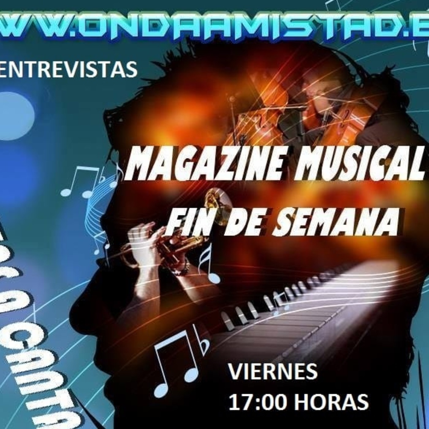 Magazine Musical Fin De Semana
