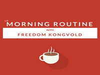 #396: The Morning Routine- Monday, July 23rd, 2018