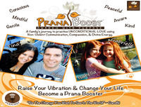 Prana Boosting™ With Tina-Episode #68-3 Steps To Transition To Mindful Parenting-The Prana Boost Show™ Podca