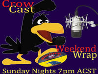 CrowCast Weekend Wrap Round 10 v West Coast