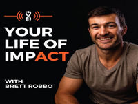 Ep. 79 If You Think Like This You Can Strengthen Your Identity, With Brett Robbo
