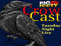 CrowCast TNL Episode 22 – Booooo