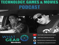 WhatGear Podcast #2 - CES 2016 - Technology, Games & Movies