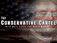 The Conservative Cartel with Matt Locke - 20181023