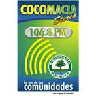 EMISORA COMUNITARIA COCOMACIA STEREO 106.8