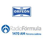 Orfeon 1470 AM Radio Fórmula - Tercera cadena