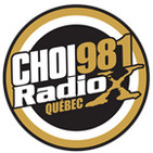 - CHOI 98,1 Radio X