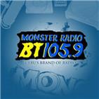 Monster Radio BT 105.9