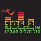 Radio Kol Hagalil Haelion 105.3fm
