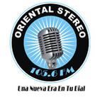 ORIENTAL STEREO 105.6 FM (Santo Tomas