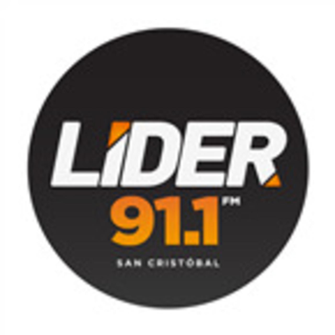 Lider 91.1 FM (San Cristobal