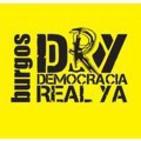 Democracia Real YA - Burgos