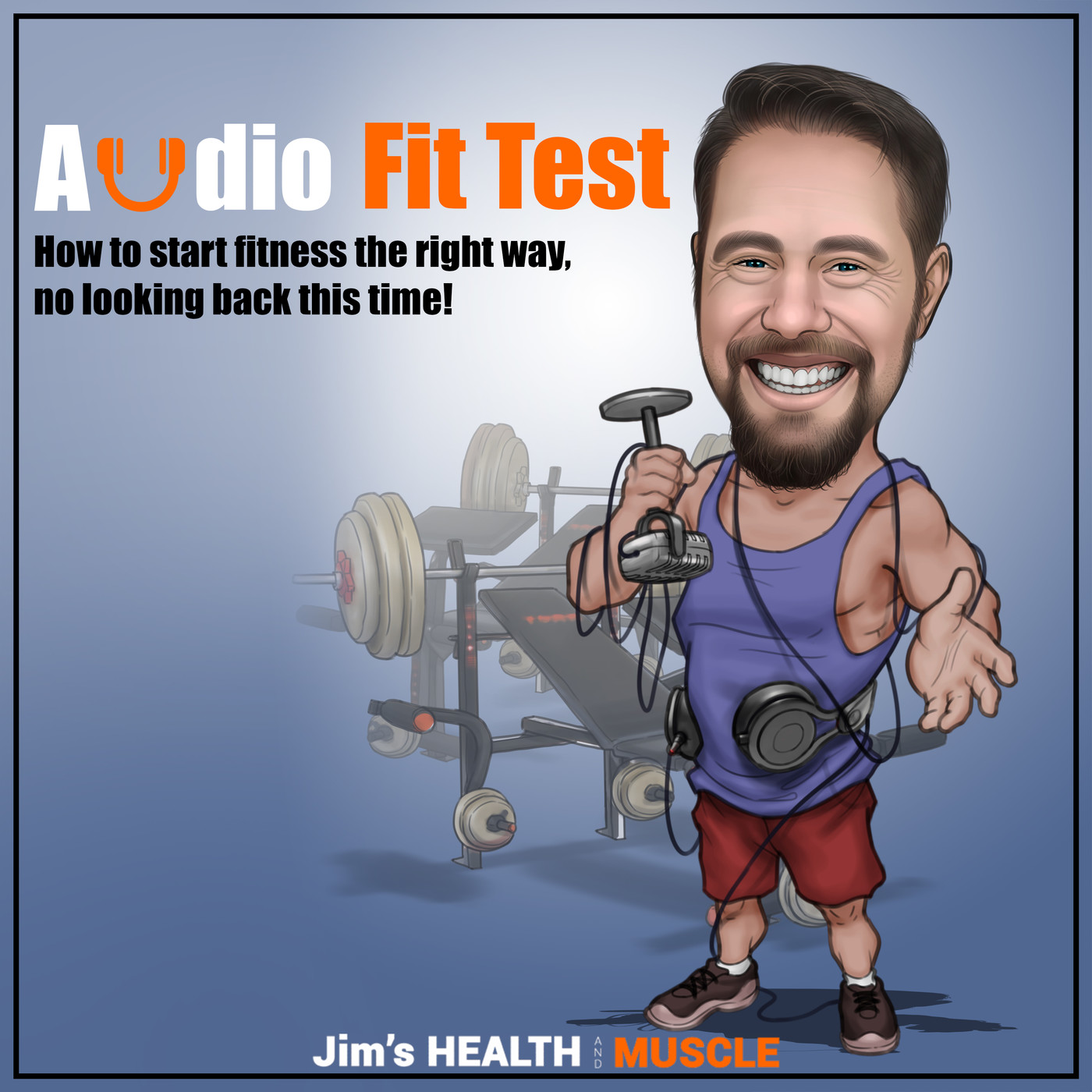 Audio FitTest: Changing the ga