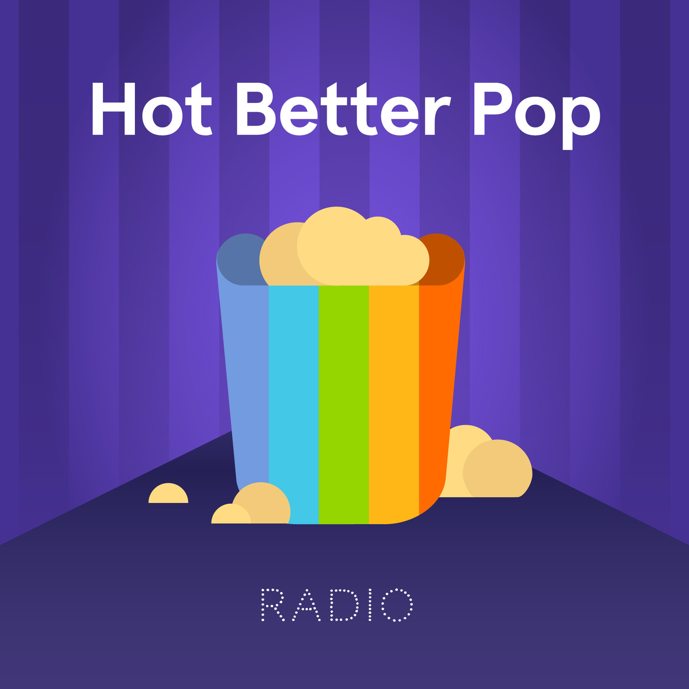 Hot Better Pop Radio