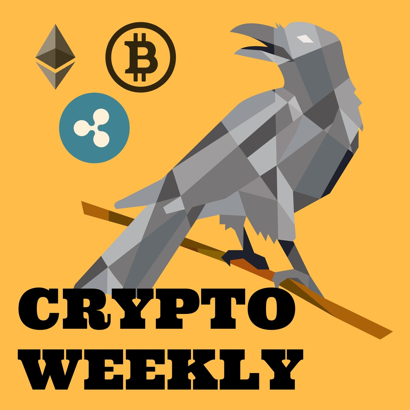 Crypto Weekly   Cryptcurrency,