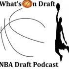 What's on Draft? NBA Draft Pod