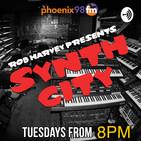 Synth City with Rob Harvey