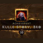 Kulle Story Bro - A Diablo 3 P
