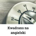 Kwadrans na angielski