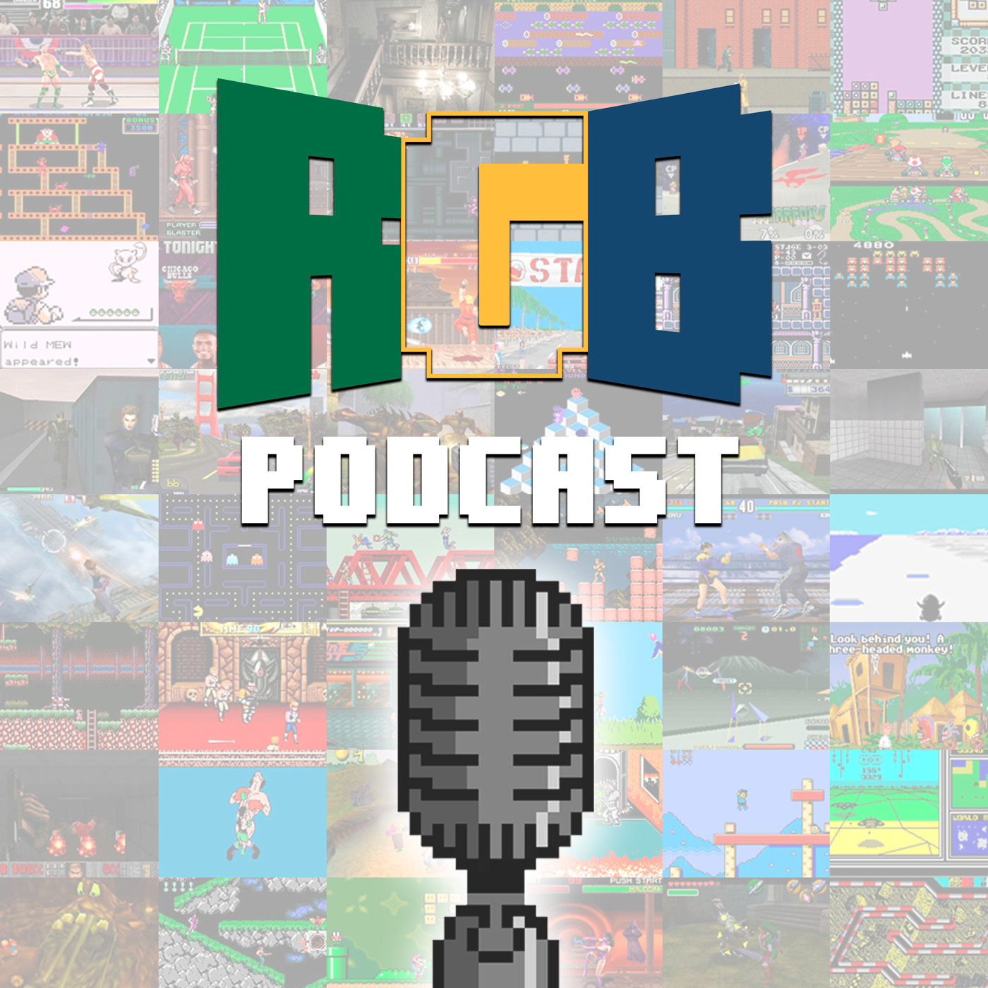 Retrogames Brasil Podcast