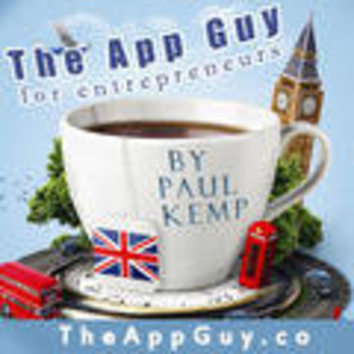 Paul Kemp : App Entrepreneur a