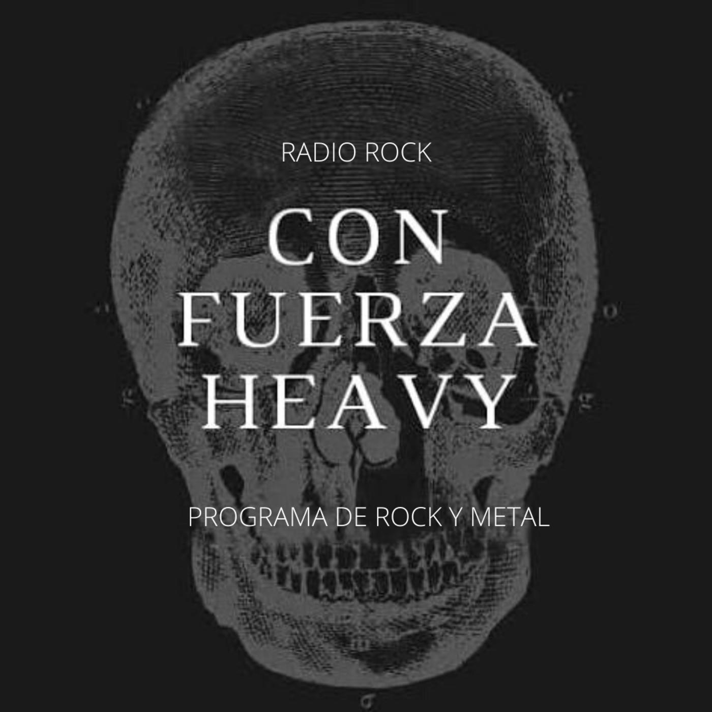 CON FUERZA HEAVY