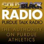 Gold and Black Radio