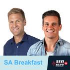 SEN SA Breakfast